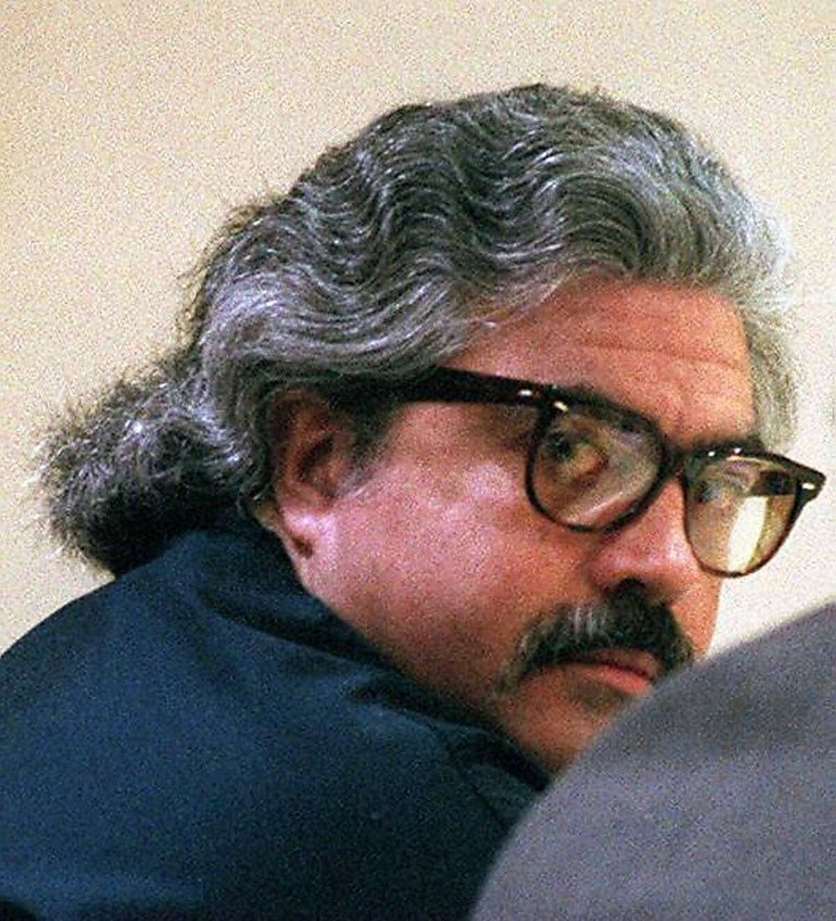 FILE--Richard Allen Davis is shown in court on May 30, 1995 in Santa Rosa, Calif. Davis is charged with the 1993 murder and kidnapping of 12-year-pld Polly Klaas of Petaluma, Calif. Monday, a judge in Sonoma County moved the trial to Santa Clara County.(AP Photo/Press Democrat,Jeff Kan Lee)