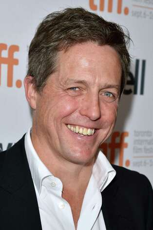 "TORONTO, ON - SEPTEMBER 08:  Actor Hugh Grant attends the ""Cloud Atlas"" premiere during the 2012 Toronto International Film Festival at the Princess of Wales Theatre on September 8, 2012 in Toronto, Canada.  (Photo by George Pimentel/Getty Images) Photo: George Pimentel / 2012 George Pimentel"