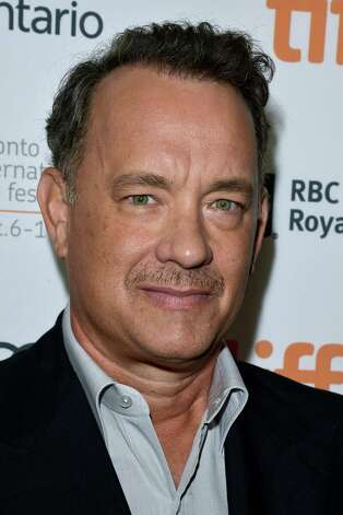 "TORONTO, ON - SEPTEMBER 08:  Actor Tom Hanks attends the ""Cloud Atlas"" premiere during the 2012 Toronto International Film Festival at the Princess of Wales Theatre on September 8, 2012 in Toronto, Canada.  (Photo by George Pimentel/Getty Images) Photo: George Pimentel / 2012 George Pimentel"