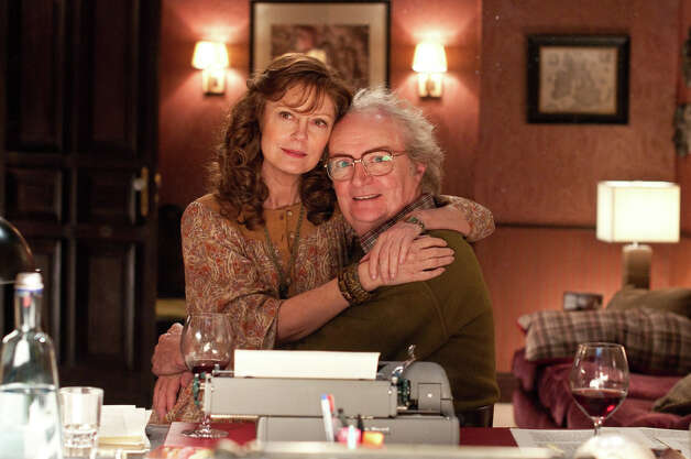 Susan Sarandon and Jim Broadbent in Cloud Atlas (Courtesy TIFF) Photo: Reiner Bajo / Copyright © Cloud Atlas Production GmbH