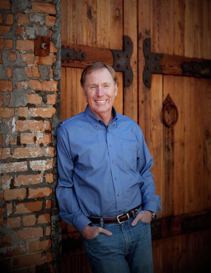 "Max Lucado, pastor at Oak Hills Church in San Antonio, is the author of ""Grace: More Than We Deserve, Greater Than We Imagine."" Photo: Thomas Nelson Publishing"