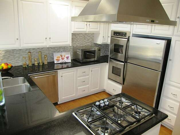 1925 tri level in alameda is full of period detail sfgate for 1925 kitchen designs