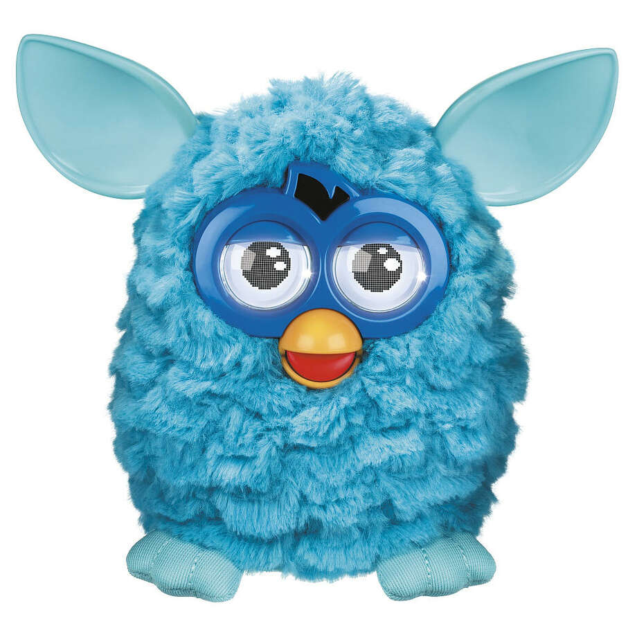 Furby, $54.99, ages 6 and up. This lovable looking thing is an interactive toy that develops its own personality based on how you treat it. Talk to it, tickle it, play music for it, even feed it! Who your Furby becomes is entirely up to you. Because Furby speaks its own language, a free downloadable app can help you translate Furbish!