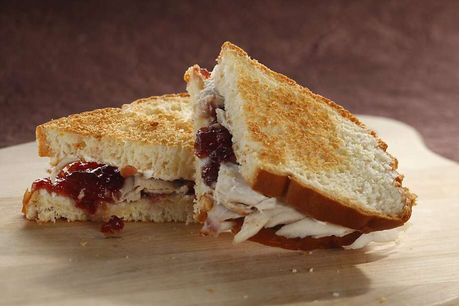 Pomegranate Ruz Sandwich Photo: Craig Lee, Special To The Chronicle
