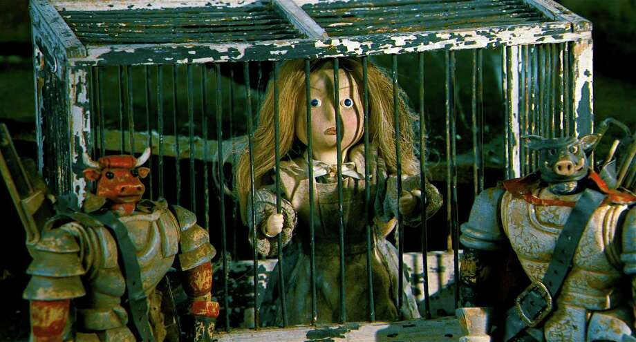 "Buttercup, voiced by Vivian Schilling, is held prisoner in ""Toys in the Attic."" Photo: HANNOVER HOUSE / HANNOVER HOUSE"