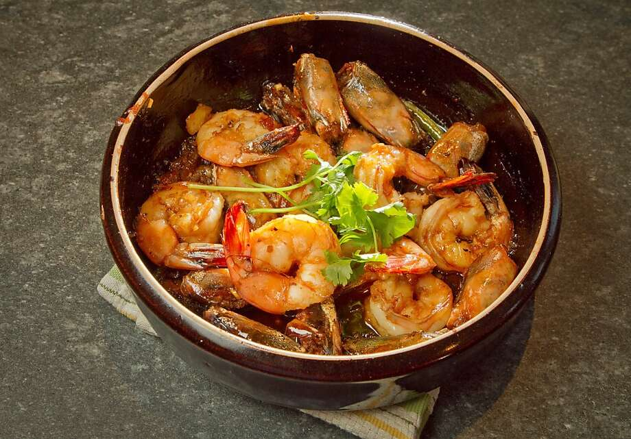 Caramelized Lemongrass Shrimp Photo: John Storey, Special To The Chronicle