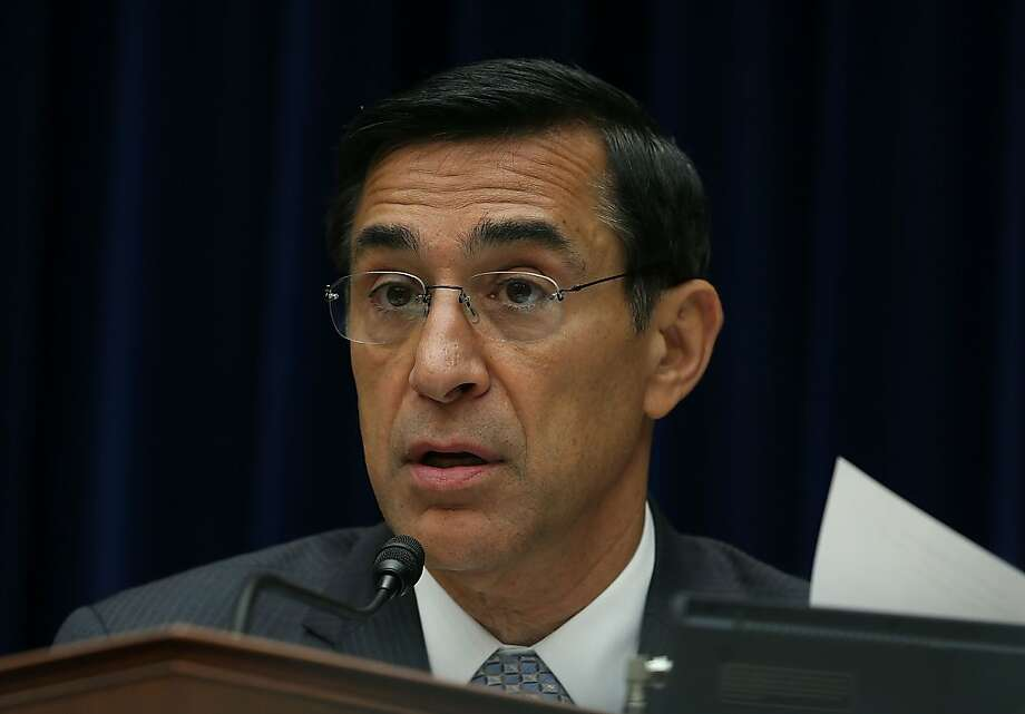 Committee Chairman Rep. Darrell Issa, R-Vista (San Diego County), says he might still pursue legal avenues to obtain the documents that were the basis for Horowitz's report. Photo: Mark Wilson, Getty Images