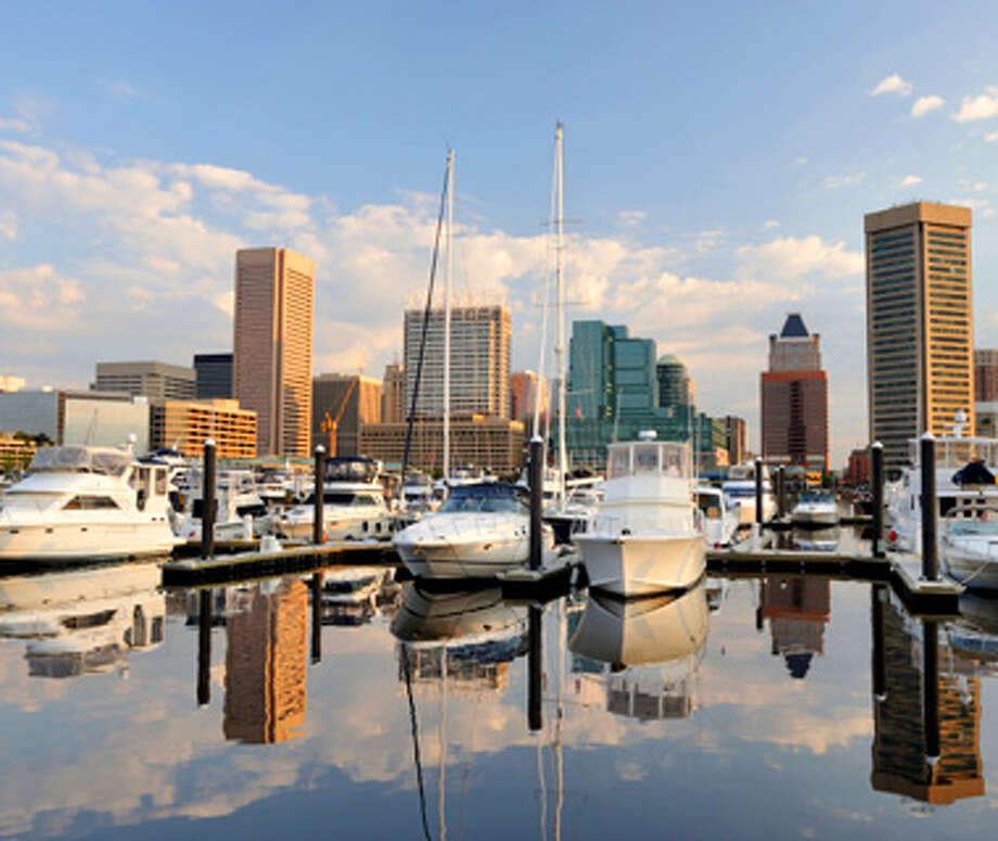 No. 5 - Baltimore (iStock/Travel and Leisure)