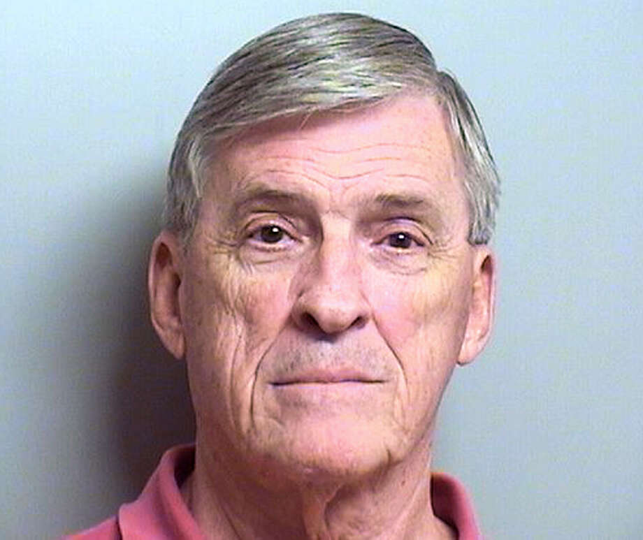 This handout photo provided by the Tulsa County Sheriff's Office shows Harold Sullivan. Sullivan is among five ministry employees of Victory Christian Center, in Tulsa, Okla., who have been charged by authorities for waiting two weeks before reporting to police the alleged rape of the 13-year-old. Police say the girl is among at least three victims of alleged sex crimes by two former church employees who face criminal charges. Investigators say more could surface. (AP Photo/Tulsa County Sheriff's Office)