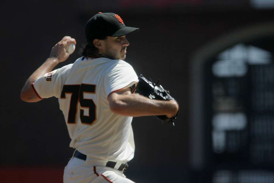 Barry Zito, left off the postseason roster for all three series in 2010, is enjoying the best success of his Giants career. Photo: Lea Suzuki, The Chronicle