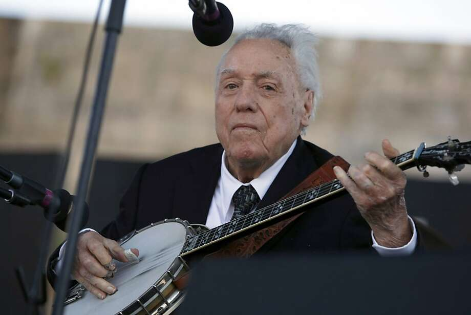 Earl Scruggs Photo: Joe Giblin, Associated Press