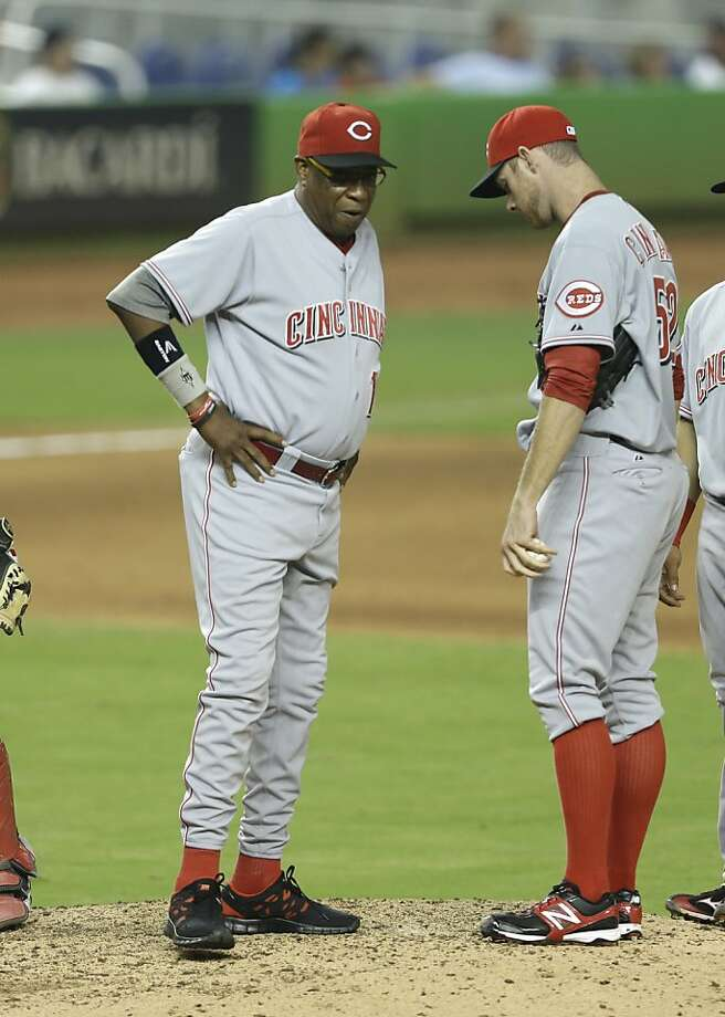 Dusty Baker could be released from the hospital Friday. Photo: Lynne Sladky, Associated Press