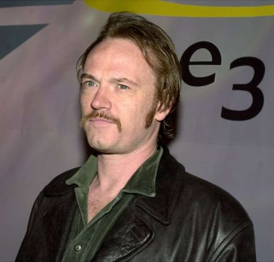 "Recognize this guy? It's Jared Harris in 2001, before he played the tragic Lane Pryce. His portrayal in ""Mad Men"" has snagged him his first Emmy nomination - for best supporting actor.  (Getty Images)"