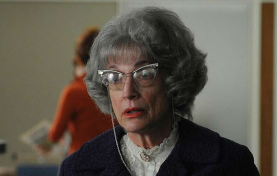 "Randee Heller played the hilarious Ida Blankenship, Don Draper's former secretary. Heller also appeared in ""The Karate Kid"" and the movie's third sequel. Photo: AMC."