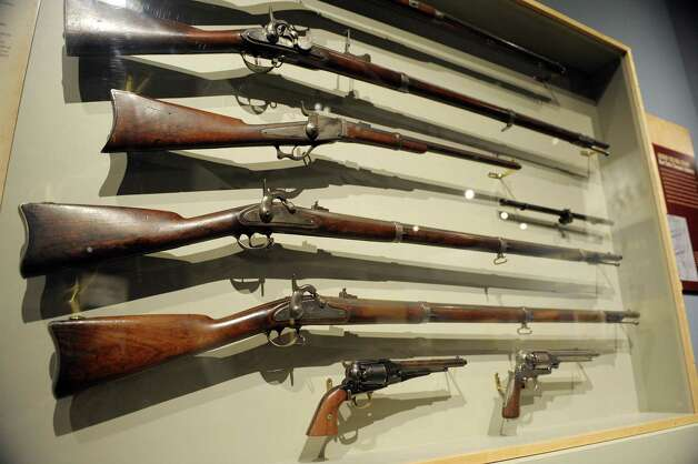 Weapons used during civil war