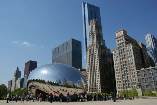 #20. Chicago: Once surely among the country's most filthy metropolitan areas, the windy city rated the cleanest on this list (JOSHUA TRUDELL / SPECIAL TO THE EXPRESS-NEWS)