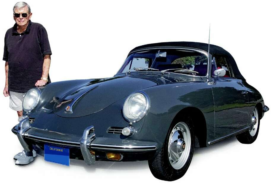 Rick Bradley, 79, is a retired attorney and has worked as a realtor since moving to Del Webb's Sun City in Lincoln Hills (Placer County) in 2007. He bought his beloved 1960 Porsche Super Cabriolet 52 years ago and has never regretted it.