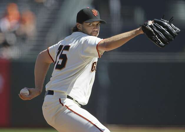 San Francisco Giants starting pitcher Barry Zito throws against the Colorado Rockies in the first inning of a baseball game in San Francisco, Thursday, Sept. 20, 2012. (AP Photo/Eric Risberg) Photo: Eric Risberg, Associated Press