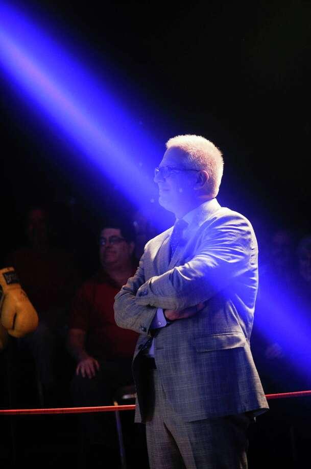 NEW YORK, NY - SEPTEMBER 13: Glenn Beck attends the Dish Network War Of The Words at Hammerstein Ballroom on September 13, 2012 in New York City. Photo: Kris Connor, Getty Images For Dish Network / 2012 Getty Images