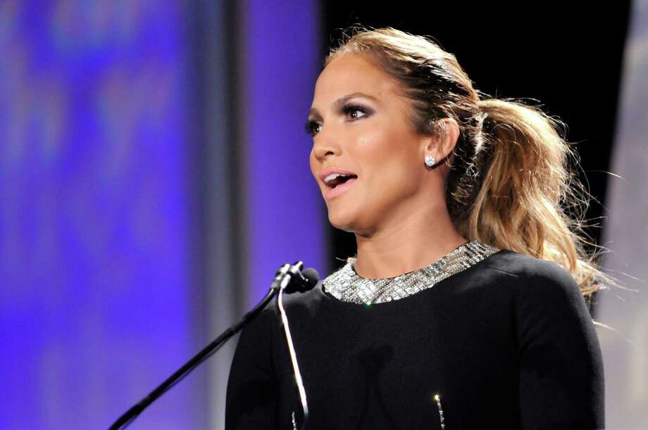Jennifer Lopez dropped out of City University of New York Baruch. She'd eventually launch her music career, and she is now worth $52 million, according to Forbes.  (Photo by Gary Gershoff/Getty Images  for Walter Kaitz Foundation) Photo: Gary Gershoff, DM / 2012 Getty Images