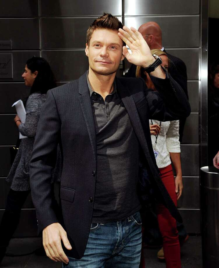 America has voted for Ryan Seacrest even though he dropped out of the University of Georgia. He's worth $59 million. (Evan Agostini/DM) Photo: Evan Agostini, DM / Invision