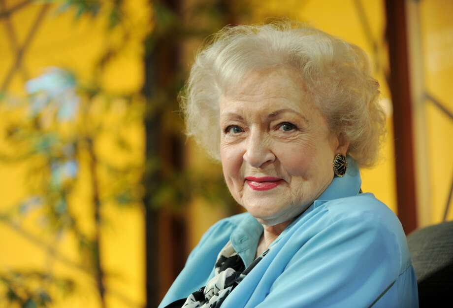 2010: Betty White