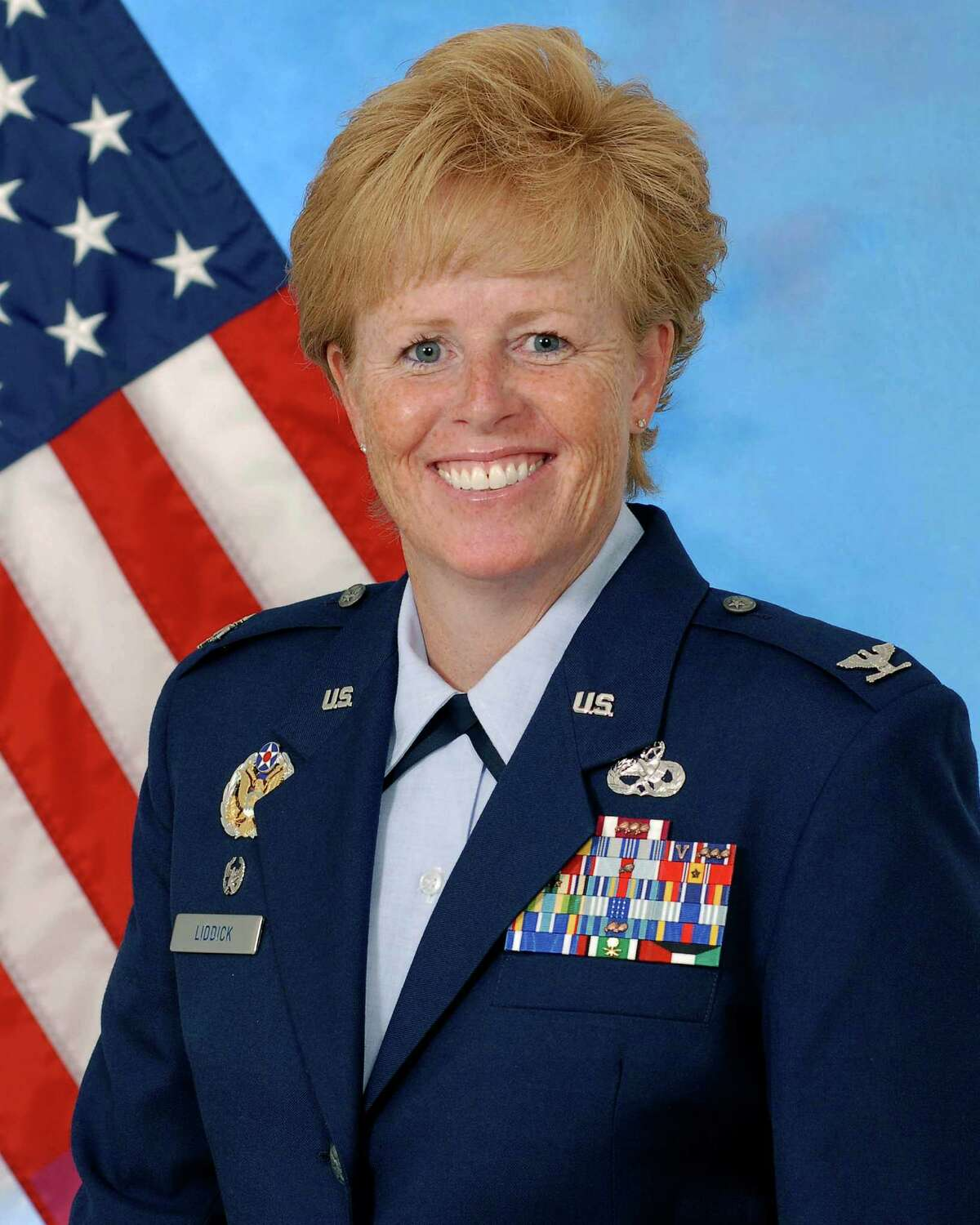 Deborah Liddick has been appointed as commander of the 737th Training Group at Joint Base San Antonio--Lackland