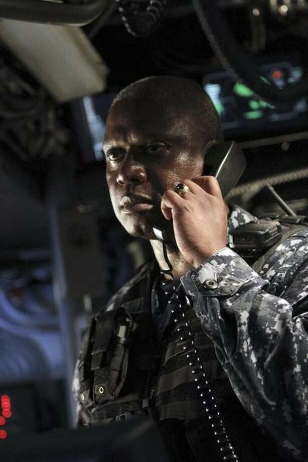 """Andre Braugher stars as a submarine captain in """"Last Resort,"""" a military thriller premiering at 7 p.m. Thursday on ABC. When he and his crew refuse to obey a suspicious order to fire a nuclear warhead, they become the target and seek refuge on a deserted island. Photo: MARIO PEREZ / © 2012 American Broadcasting Companies, Inc. All rights reserved."""