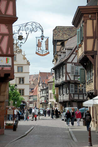 French or German? Alsace is both. Photo: Cameron Hewitt, Ricksteves.com