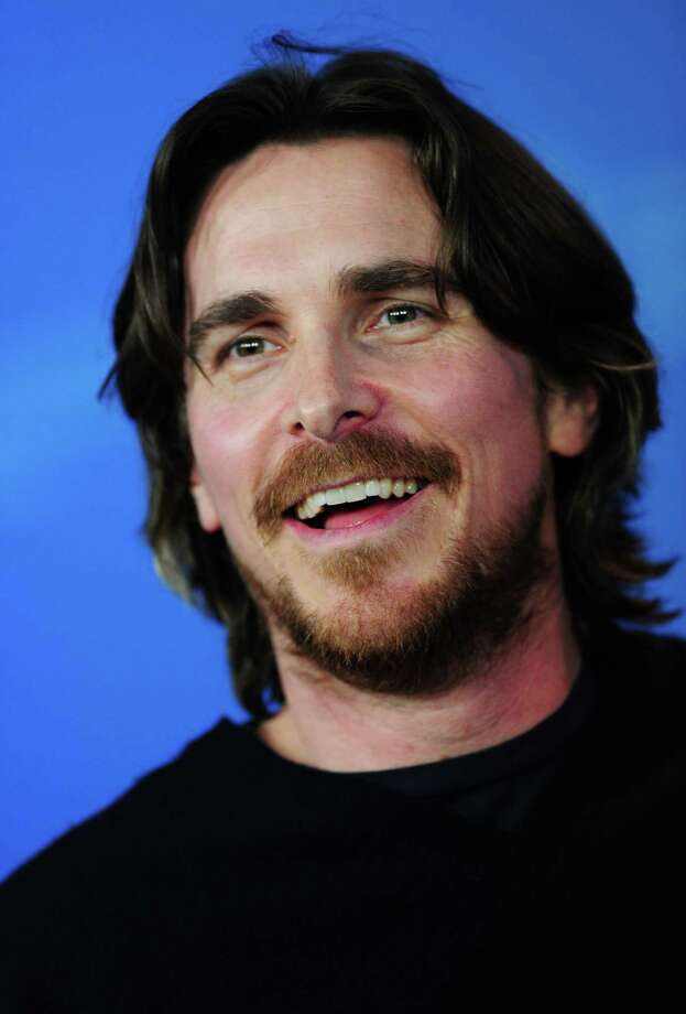 "Christian Bale, who weighed around 185, lost over 60 pounds for his role in ""The Machinist."" Photo: JOHANNES EISELE, AFP/Getty Images / 2012 AFP"