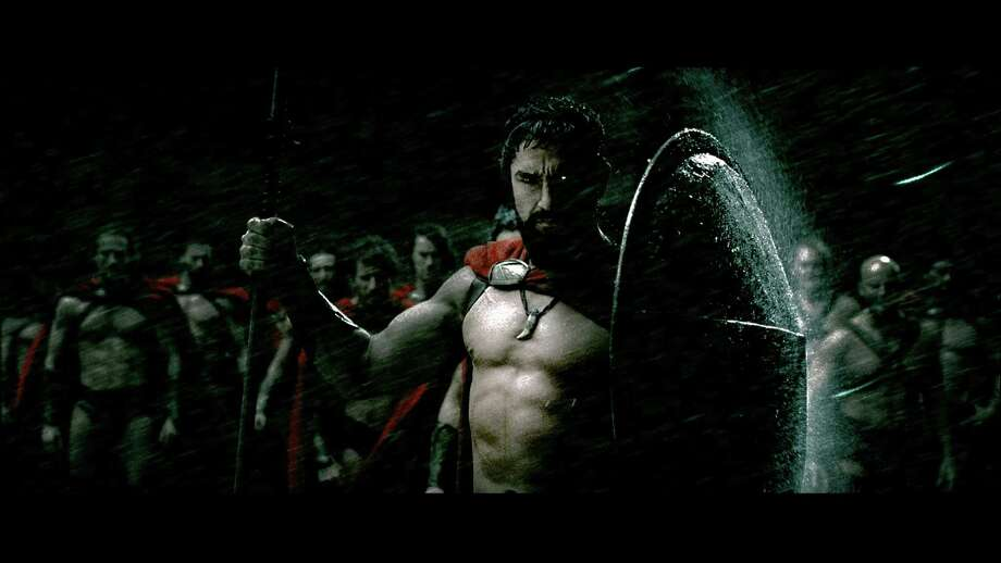 "Gerard Butler in ""300."" Photo: HO, REUTERS / X80001"