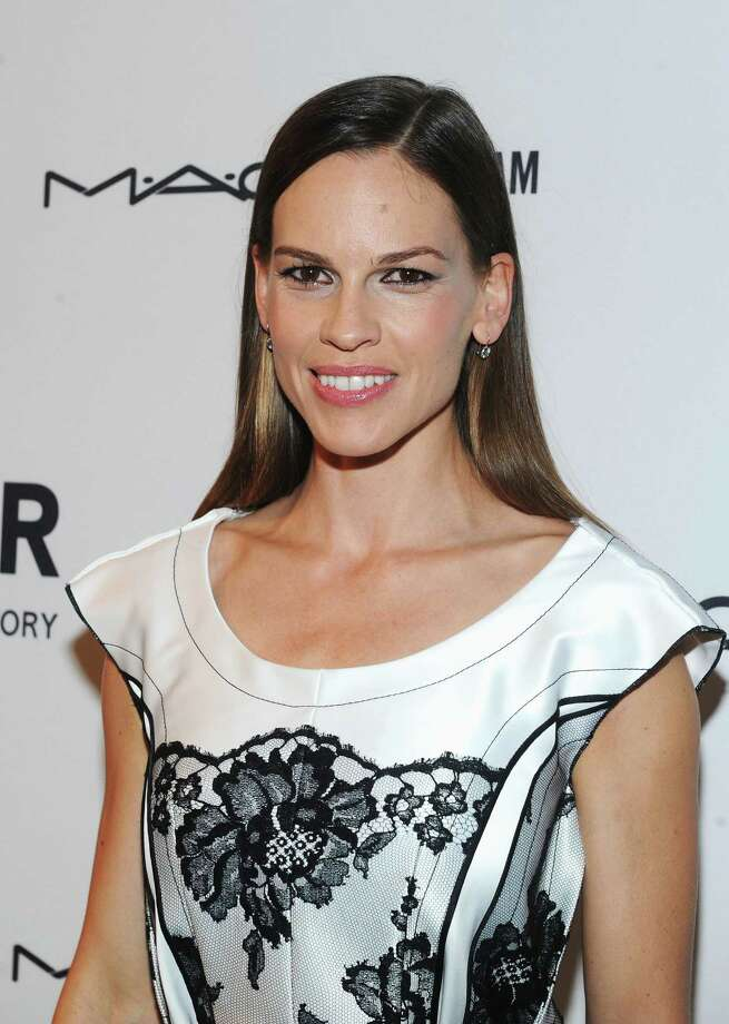 "A relative unknown actress at the time, Hilary Swank transformed into Brandon Teena, a non-operative transgender young man who was beaten, raped and murdered, in the film ""Boys Don't Cry."" She won an Oscar. Photo: Jamie McCarthy, Getty Images / 2012 Getty Images"