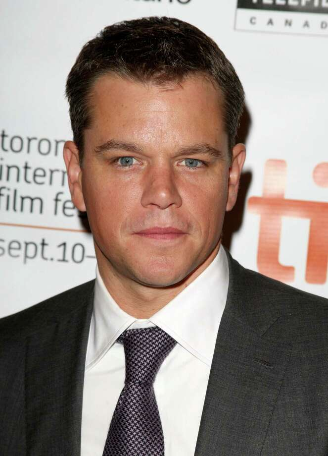 "Matt Damon wasn't in Jason Bourne shape for ""The Informant!"" He gained 30 pounds for the role. Photo: Jason Merritt, Getty Images / 2009 Getty Images"