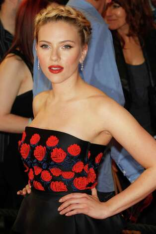 Scarlett Johansson's e-mail got hacked, thus leading to photos of her nude being leaked. Photo: JUSTIN TALLIS, AFP/Getty Images / AFP
