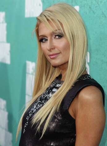 Paris Hilton was caught on tape again, but not in the way you are thinking. She had to eat her words after making homophobic comments.  Photo: Matt Sayles, Associated Press / 2012 Invision