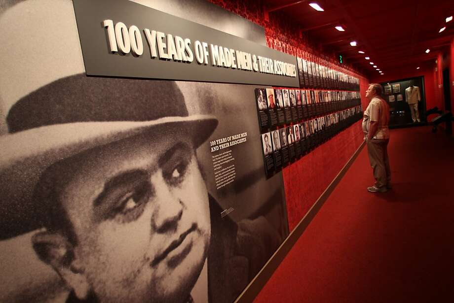 Brush up on the history of organized crime and law enforcement at the Mob Museum. Because why not? Photo: Spud Hilton, SFC