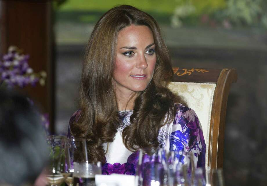 No. 5 in United States: Kate Middleton Photo: WPA Pool, Getty Images / 2012 Getty Images