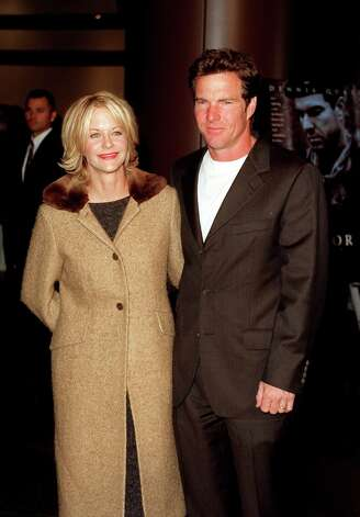 His parents are Meg Ryan and Dennis Quaid. Photo: Dan Callister, Getty Images / Getty Images North America