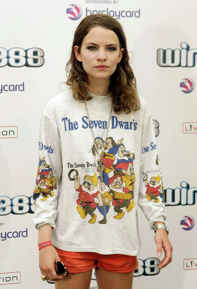 British musician Coco Sumner, 22, records under the name I Blame Coco and has performed at Britain's Reading and Wireless festivals. Photo: Joel Ryan, ASSOCIATED PRESS / AP2010