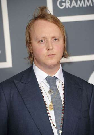 James McCartney, son of Paul and Linda McCartney, said he'd like to re-form the Beatles, but with the original musicians' offspring. Photo: Jason Merritt, Getty Images / 2012 Getty Images