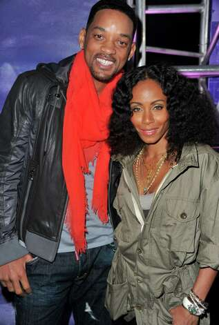 Actors/singers Will Smith (L) and Jada Pinkett Smith are the pair's parents.  (Alberto E. Rodriguez / 2011 Getty Images) Photo: Alberto E. Rodriguez, Getty Images For Paramount Pictu / 2011 Getty Images