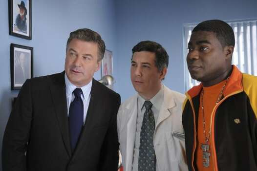 "Best performance by an actor in a television series, musical or comedy nominee:Alec Baldwin, ""30 Rock"""