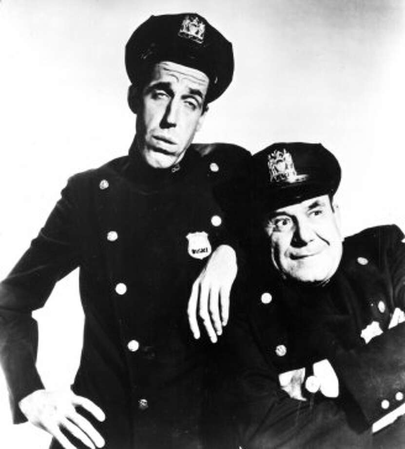 "1962, WINNER, BEST COMEDY: ""Car 54 Where Are You"" won over ""The Dick Van Dyke Show."" (Nick at Nite)"