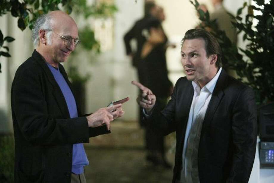 Curb Your Enthusiasm2013 Emmy nominee for Outstanding Comedy Series.