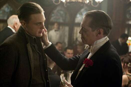 "Best actor in a television series, drama nominee:Steve Buscemi, ""Boardwalk Empire"""
