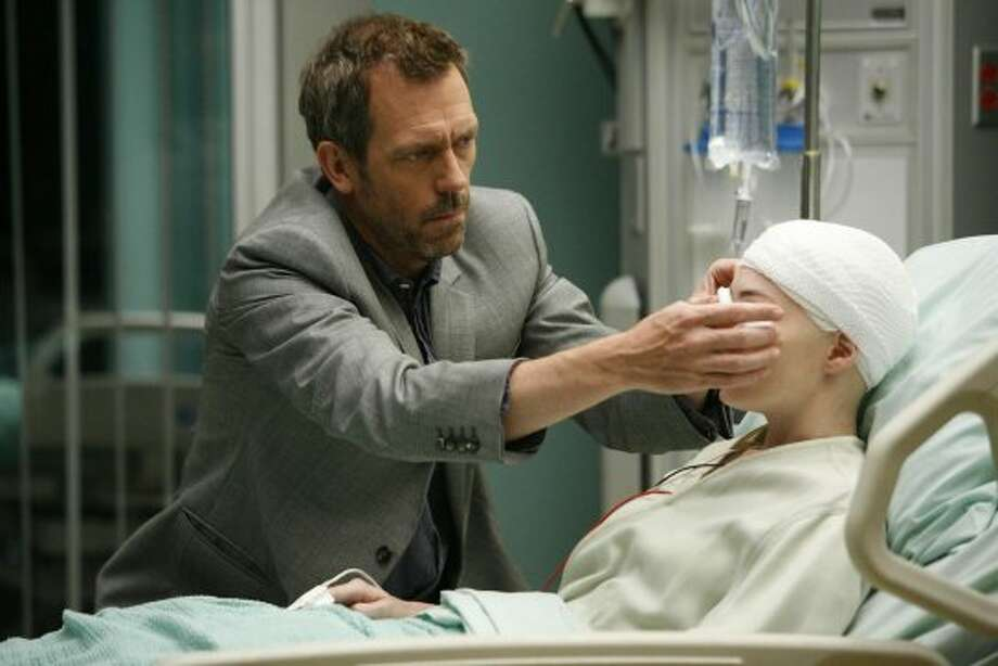 Hugh Laurie played Dr. Gregory House, the know-it-all doctor who really did know it all on 'House, M.D.'