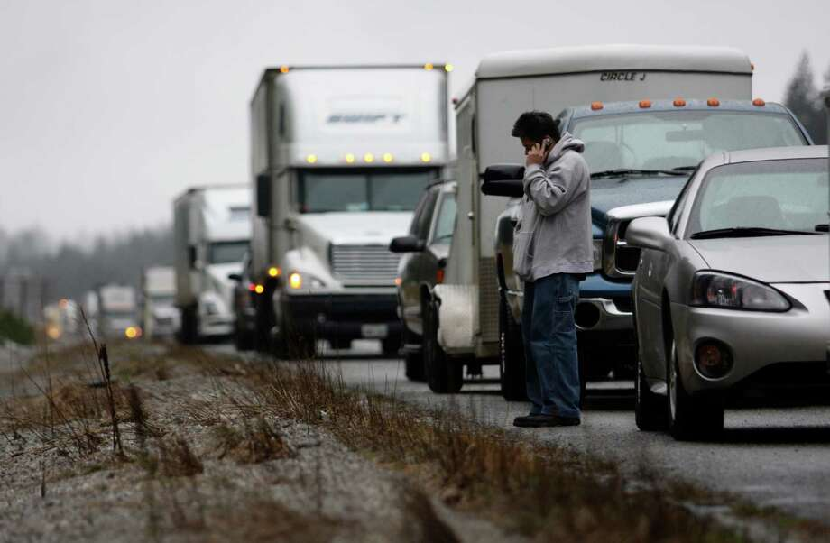 3. Spokane Valley: Commuters averaged 19 minutes, 48 seconds each way. Photo: -
