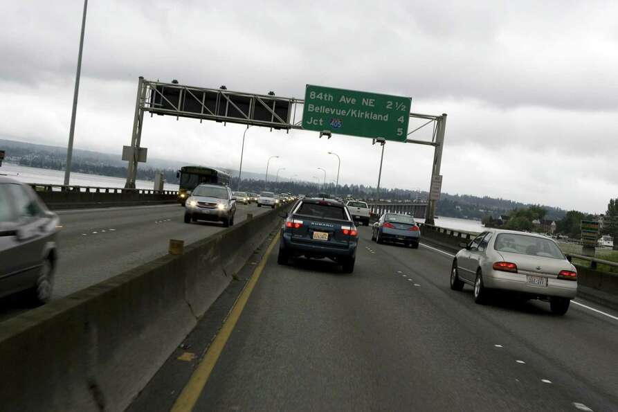 King County: King County residents drove a whole minute longer each way than the state average at 26