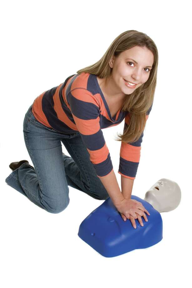 Learn now to do CPR. (Fotolia.com) Photo: Unknown / Jason Stitt - Fotolia