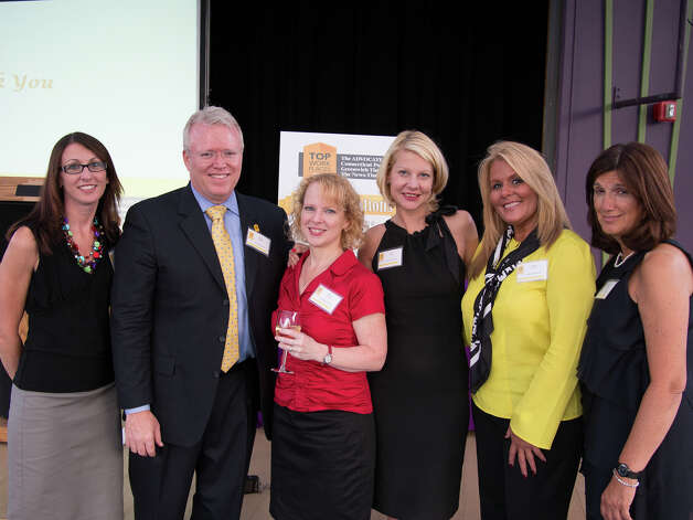 Were you SEEN at Top Workplaces? Photo: Rick Baumhauer / Connecticut Post